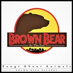 Brown Bear at the Zoo album cover